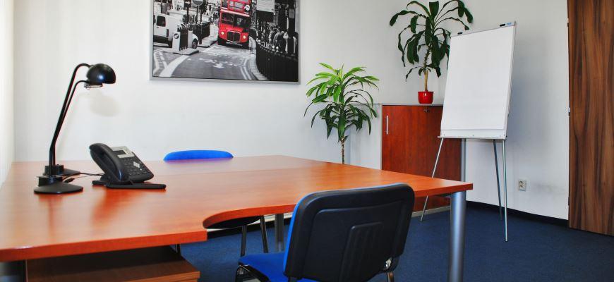 Virtuální kancelář v Praze